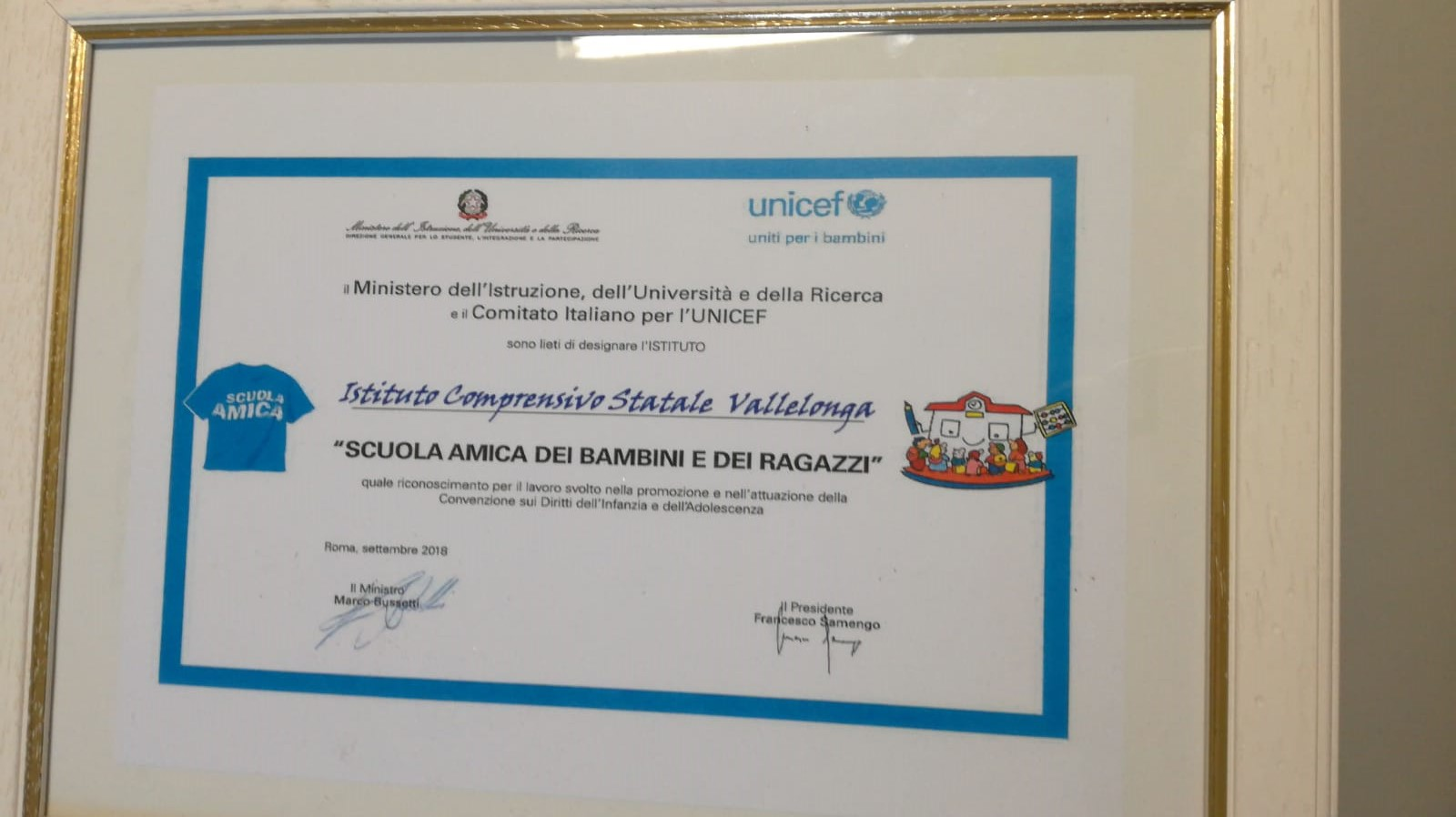 Ic Vallelonga UNICEF